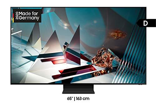 Samsung QLED 8K Q800T 65 Zoll (GQ65Q800TGTXZG) 4-side Boundless, Object Tracking Sound+, Quantum Prozessor 8K