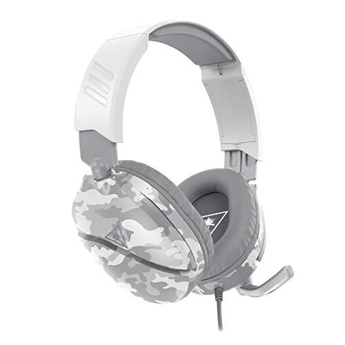 Turtle Beach Recon 70 Camo – Polarweiß Gaming-Headset - PS5PS4Xbox Series X Sxbox One und Nintendo Switch [
