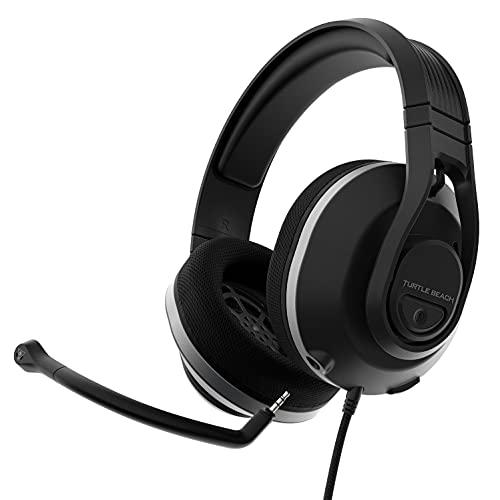 Turtle Beach Recon 500 Kabelgebundenes, plattformübergreifendes Headset - PS5, PS4, PC, Xbox Series X|S, Xbox One und Nintendo Switch