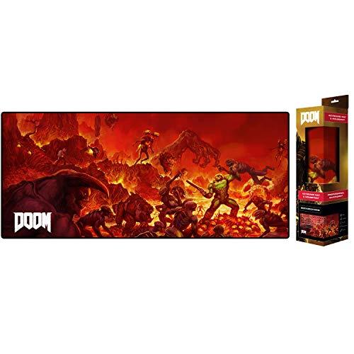 Doom Mousepad Oversize 'Retro'
