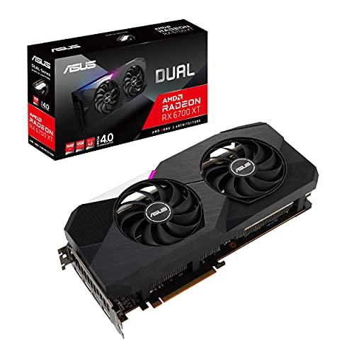 ASUS Radeon RX 6700 XT Dual (12GB GDDR6/PCI Express 4.0)