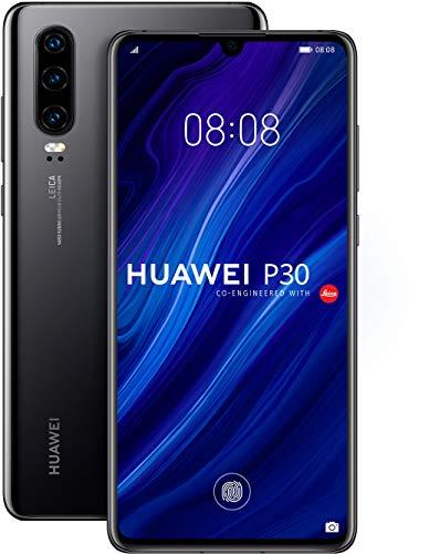 HUAWEI P30 Dual SIM - 128 GB - Schwarz