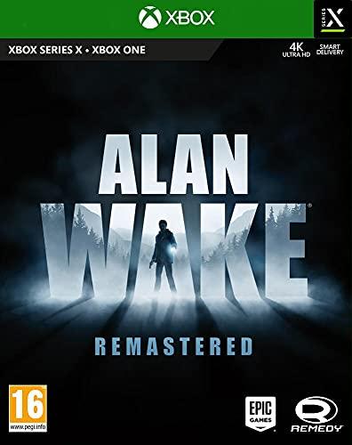 JUST FOR GAMES Alan Wake Remastered XONE VF