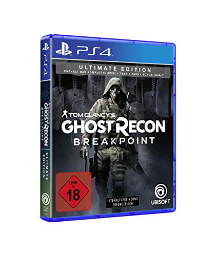 Tom Clancy's Ghost Recon Breakpoint - Ultimate Edition   Uncut - [PlayStation 4]