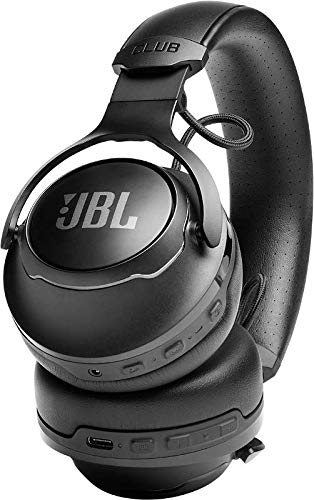 JBL CLUB 700BT – Bluetooth On-Ear-Kopfhörer in Schwarz – Professioneller JBL Pro Sound – Perfekt für unterwegs