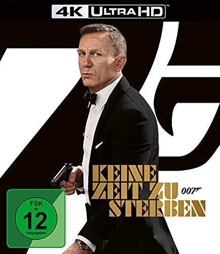 James Bond 007: Keine Zeit zu sterben (4K Ultra HD + Blu-ray)