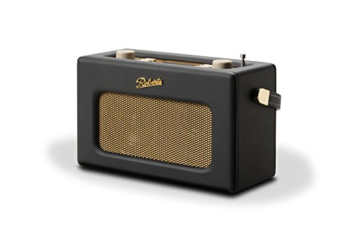 Roberts Radio rd70blke Radio FM (RDS)/DAB/DAB + Schwarz