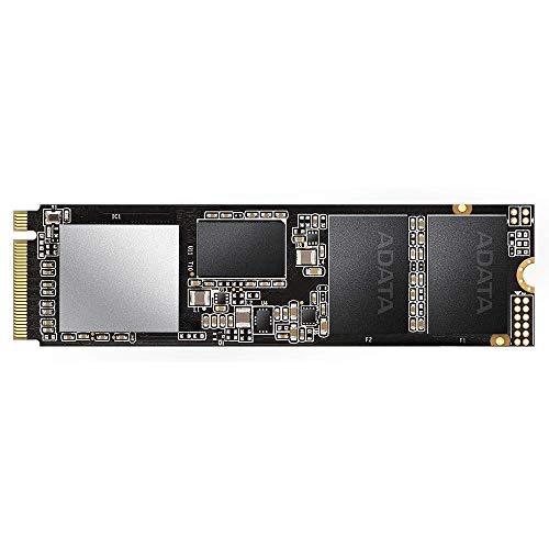 ADATA XPG SX8200 Pro 512GB M.2 Solid State Drive Gaming-SSD Festplatte, schwarz