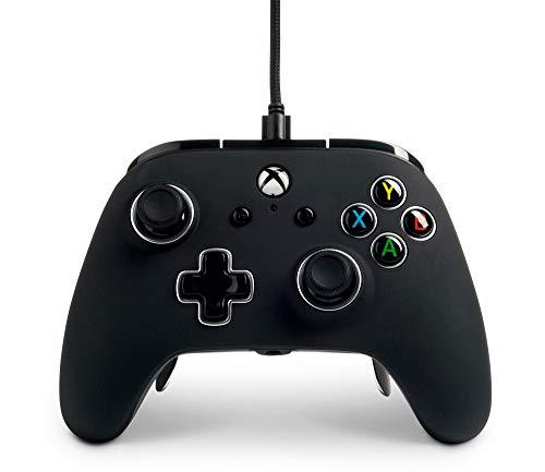 PowerA Kabelgebundener Controller Fusion Pro für Xbox One – schwarz