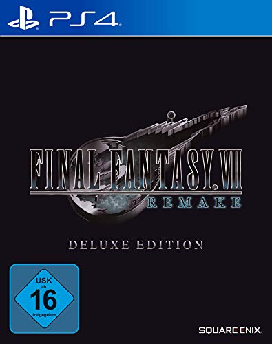 Final Fantasy VII HD Remake Deluxe Edition (Playstation 4)