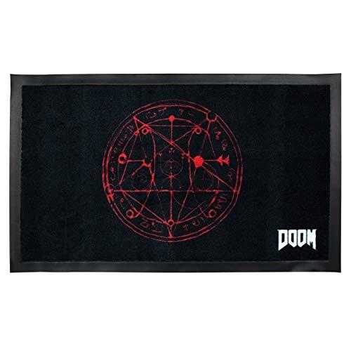 Doom Doormat 'Pentagram'