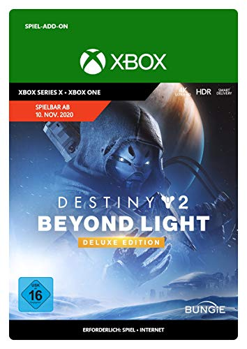 Destiny 2: Beyond Light Deluxe - PRE-PURCHASE | Xbox - Download Code