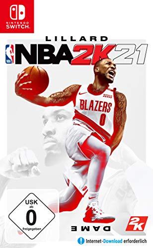 NBA 2K21 Standard Plus Edition (exklusiv bei Amazon.de) - [Nintendo Switch]