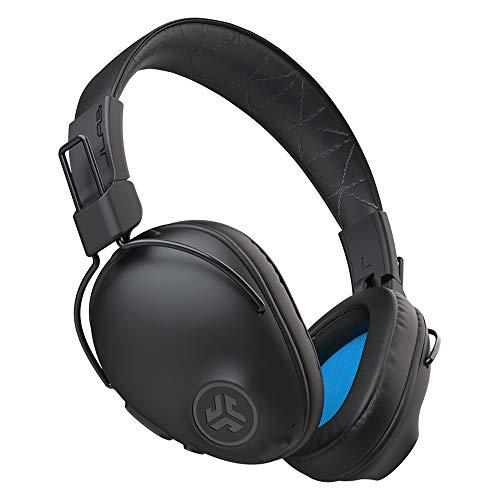 Jlab Audio Studio Pro Bluetooth Kopfhörer - Kabellose Kopfhörer, Over-Ear Mit Mehr Als 50 Stunden Bluetooth 5 Wiedergabezeit, Eq3-sound, Ultraplüschem Kunstleder U. Cloud-Foam-Kissen, Schwarz