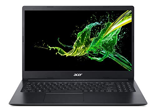 Acer Aspire 3 (A315-34-C22U) Laptop 15.6 Zoll Windows 10 Home im S Modus - FHD Display, Intel Celeron N4120, 4 GB DDR4 RAM, 128 GB M.2 PCIe SSD, Intel UHD Graphics 600
