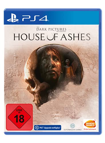 The Dark Pictures Anthology: House of Ashes [PlayStation 4]