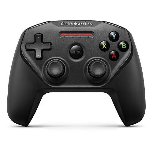 SteelSeries Nimbus, Wireless Gaming-Controller, Bluetooth, 12 Tasten, Wiederaufladbar
