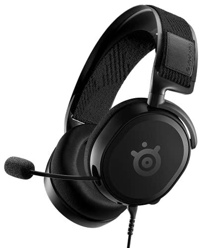SteelSeries Arctis Prime Konsole - Gaming-Headset für die anspruchsvollsten Spieler - HiFi-Audiotreiber - Für PlayStation 5, Xbox Series X / S und PC - Schwarz