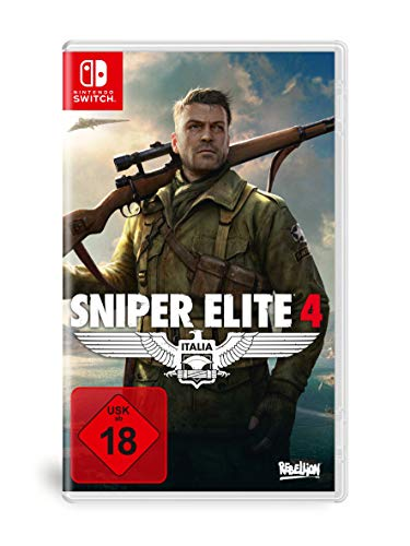 Sniper Elite 4 - [Nintendo Switch]