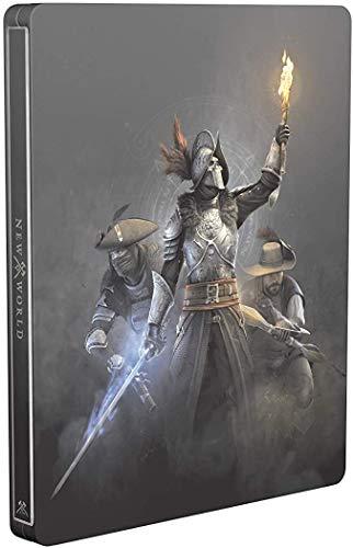 New World - Steelbook - [enthält kein Spiel]