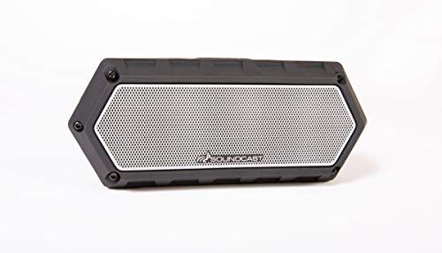 SoundCast VG1 Bluetooth Outdoor-Lautsprecher, wasserdichter Speaker, lange Akkulaufzeit, leicht, hoher Musikgenuss, schwarz