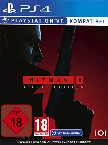 HITMAN 3 Deluxe Edition (Playstation 4 / Playstation VR)