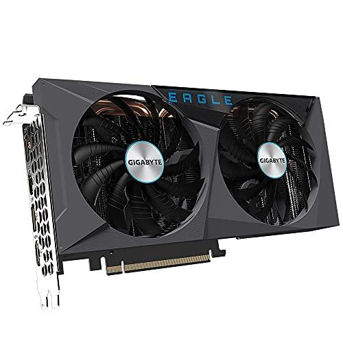 Gigabyte GeForce RTX 3060 Ti EAGLE OC 8GB V2 LHR Grafikkarte