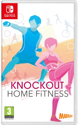 JUST FOR GAMES Knockout Home Fitness SWI VF