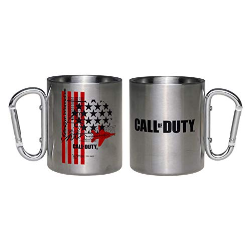 Call of Duty: Cold War Camping Mug 'Fly Over'