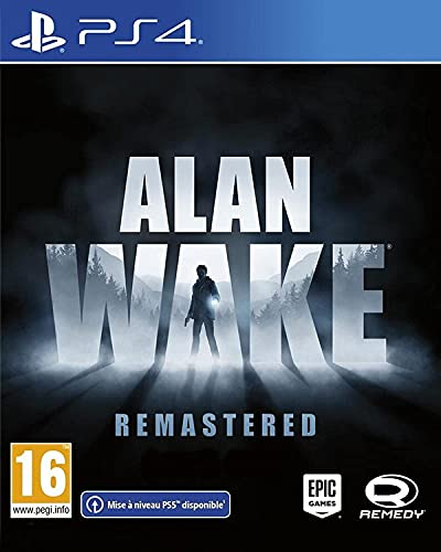 Alan Wake Remastered (PS4) (PEGI uncut)