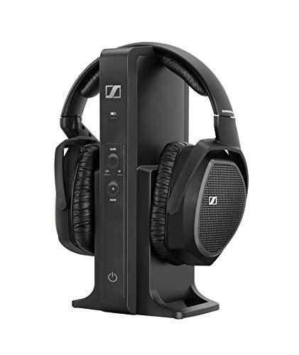 Sennheiser RS 175 Over-Ear Funkkopfhörer HiFi Surround Sound, schwarz