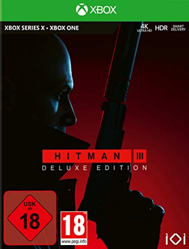 HITMAN 3 Deluxe Edition (Xbox One / Xbox Series X)