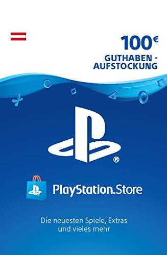 PSN Guthaben-Aufstockung | 100 EUR | österreichisches Konto | PS5/PS4/PS3 Download Code