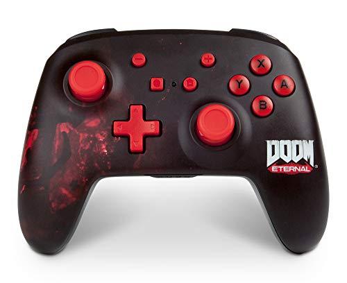 Verbesserter kabelloser Controller von PowerA für Nintendo Switch – Doom Eternal