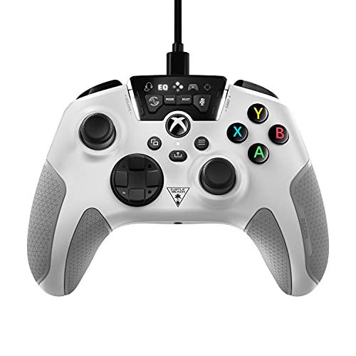 Turtle Beach Recon Controller Weiß – Xbox Series X|S und Xbox One