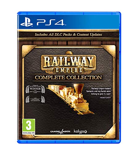 Railway Empire - Complete Collection PS4 [