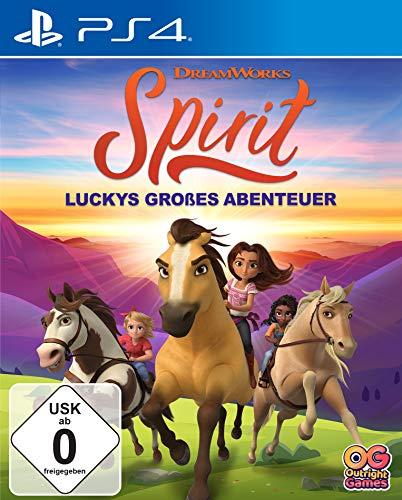 Spirit Luckys großes Abenteuer [PlayStation 4]