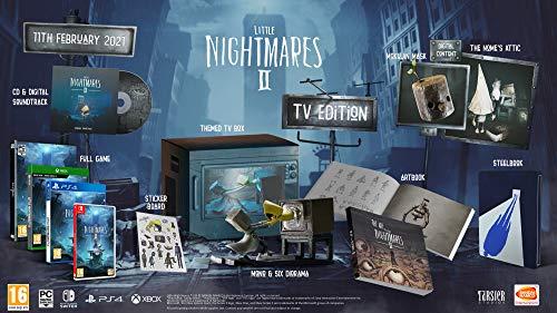 Little Nightmares II - TV Edition - [Xbox One]