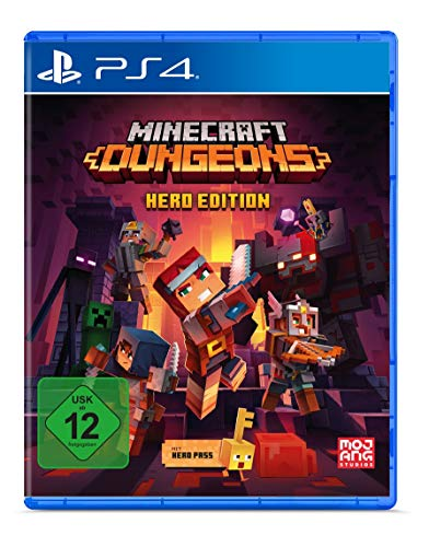 Minecraft Dungeons - Hero Edition [PS4]