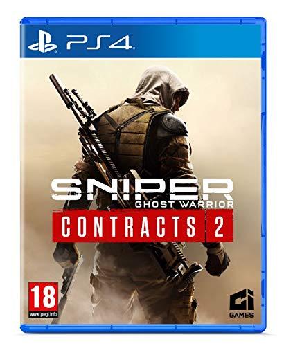 Sniper Ghost Warrior Contracts 2 [Bonus Uncut Edition] (PS4™) - Deutsche Verpackung