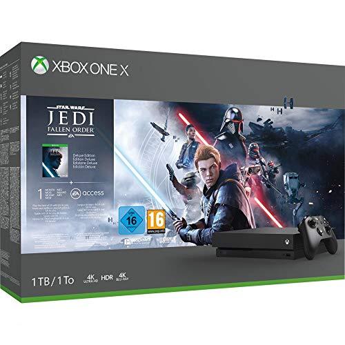 Xbox One X 1TB – Star Wars Jedi: Fallen Order Bundle
