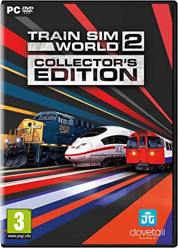 Train Sim World 2 - Collectors Edition (Windows 8 / 10 compatible)