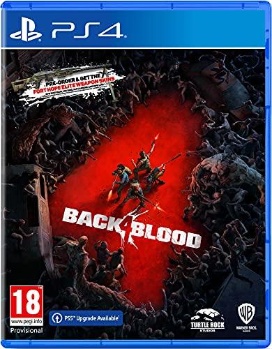 Back 4 Blood (Playstation 4) (AT-PEGI)