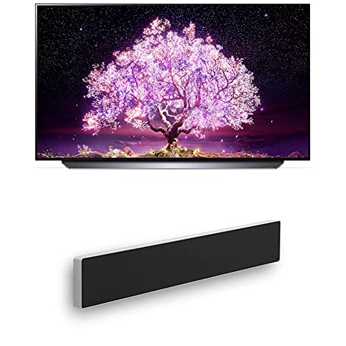 Bang & Olufsen Beosound Stage + LG OLED55C17LB 139 cm (55 Inches) OLED TV