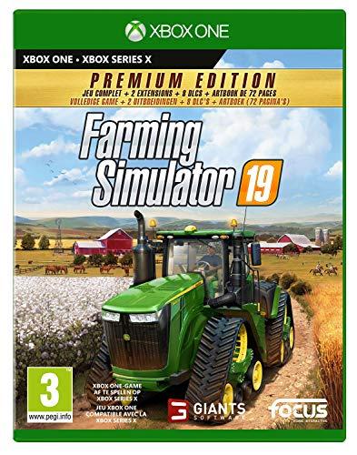 Unbekannt als Farming Simulator 19 Premium Edition