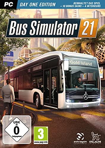 Bus Simulator 21 (exklusiv bei Amazon) - [PC]
