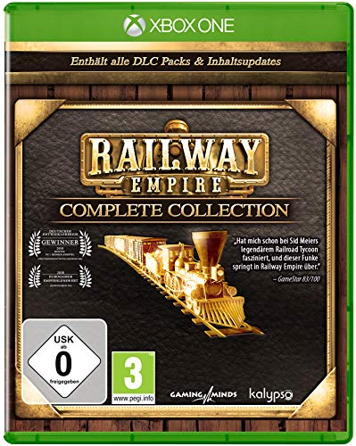 Railway Empire Complete Collection (Xbox One)