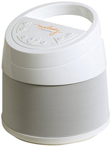 SoundCast 14974 Bluetooth Lautsprechersystem Melody weiß