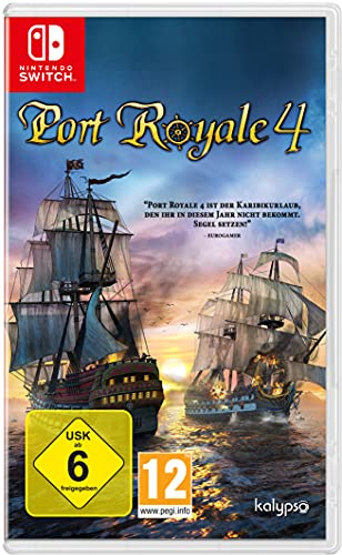Port Royale 4 (Nintendo Switch)