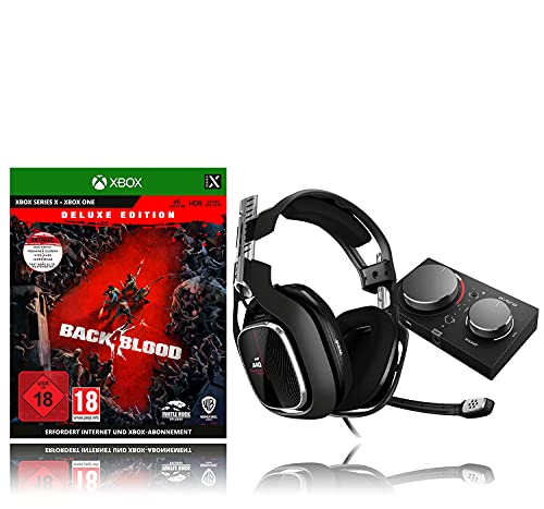 Back 4 Blood Deluxe Edition (Xbox One/Xbox Series X) + ASTRO Gaming A40 TR für Xbox X|S, Xbox One, PC, Mac